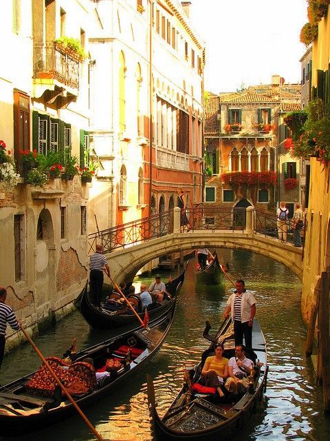 Late Afternoon, Venice, Italy