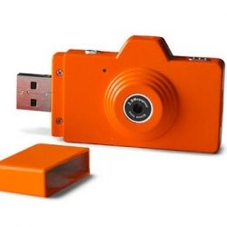 Mini Usb Camera Hangs around your neck to photograph your next DIY project!:)