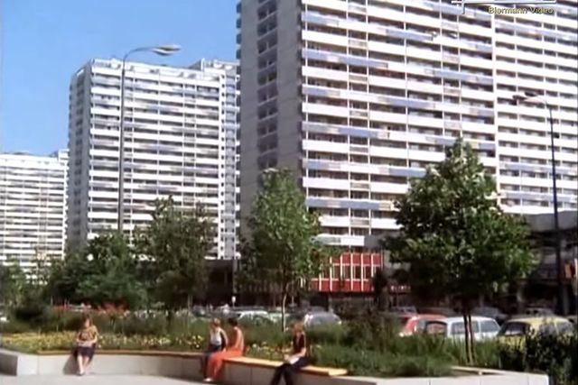 Hauptstadt Deutschland 1980