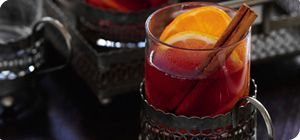 Mulled wine is a festive favourite - here's our healthy Slimming World-friendly recipe.