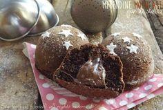 Le merendine mooncake pan di stelle sono delle golose tortine al cioccolato con cuore di nutella perfette per la merenda. Ricetta mooncake fatte in casa..