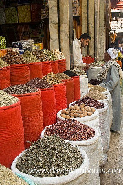 Spice Market, Cairo, Egypt   Flickr - Photo Sharing!