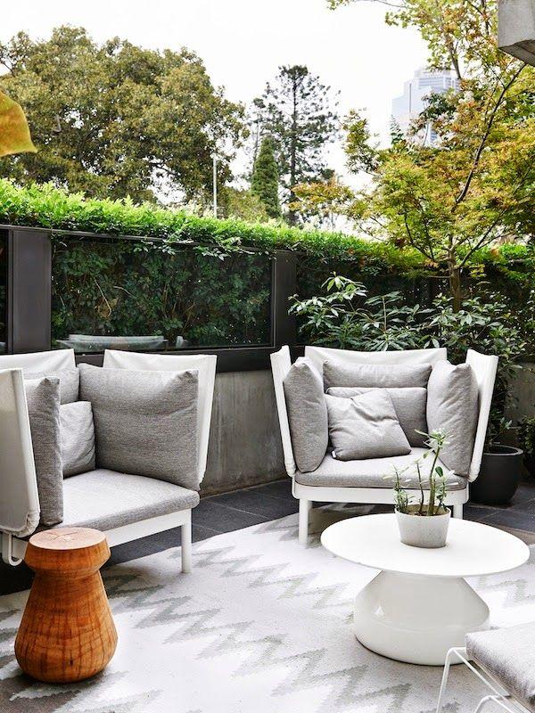 modern outdoor furniture new zealand. a scandinavian inspired melbourne home modern outdoor furniture new zealand n