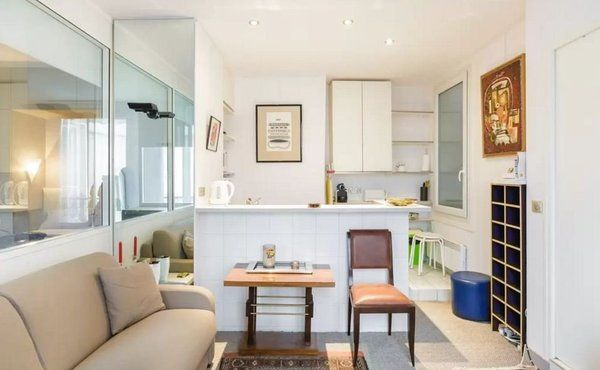 Location appartement 2 pièces 60 m² Paris 4e - 2 250 u20ac 75004 Paris - location studio meuble ile de france