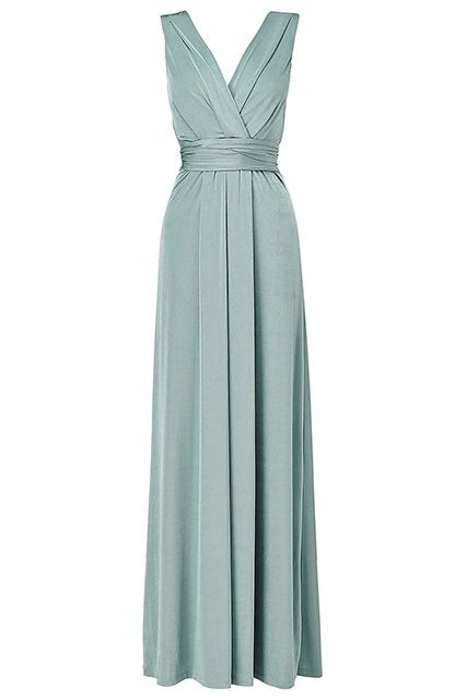 18 Cute & Affordable Bridesmaid Dresses #refinery29  http://www.refinery29.com/bridesmaid-dresses#slide1