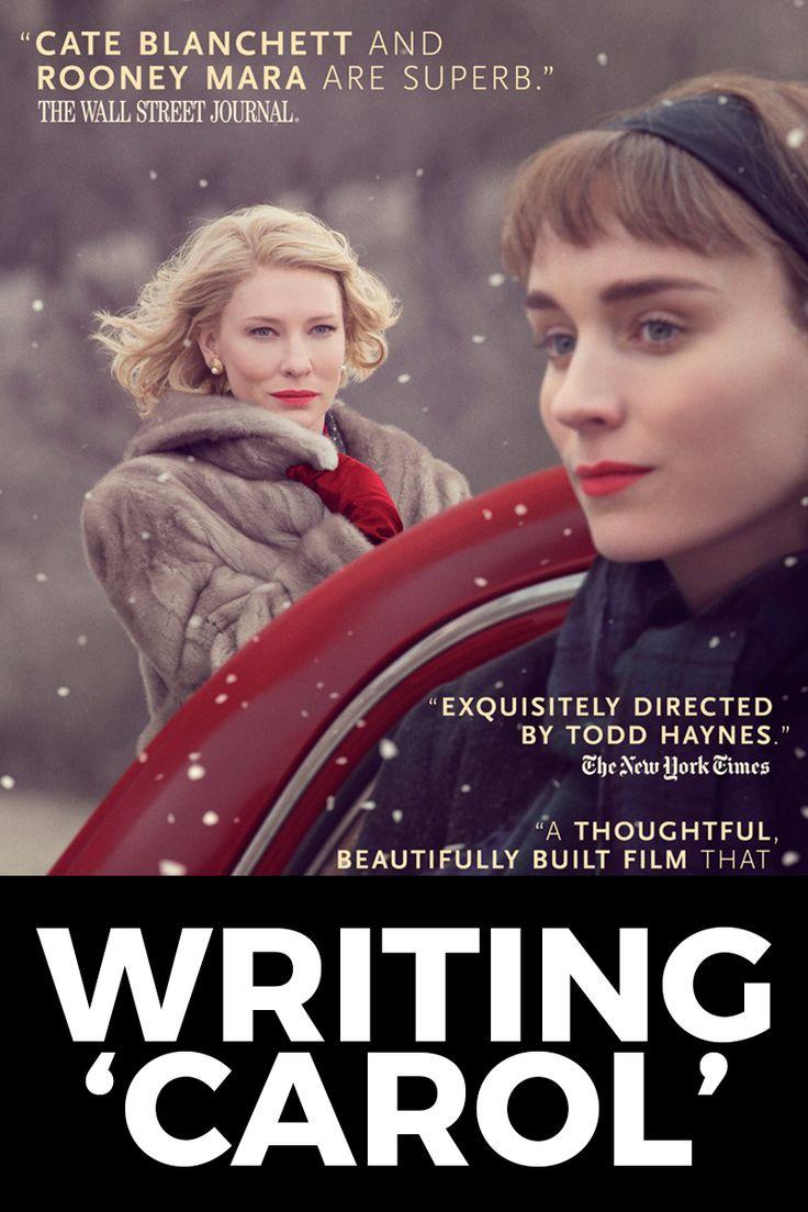 CAROL - Phyllis Nagy Screenplay Featurette - The Weinstein Company