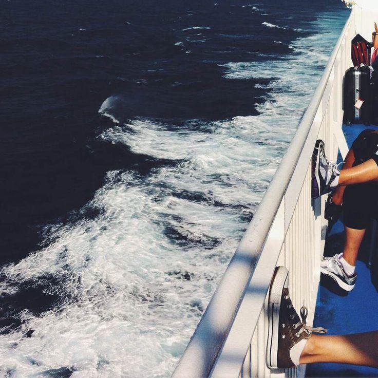 #sea #trip #greece