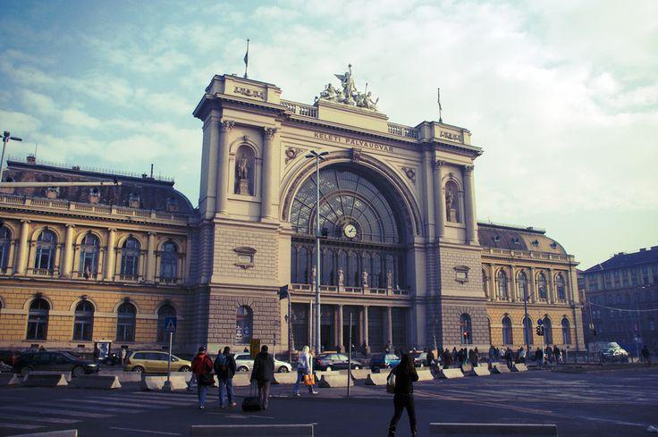 Keleti Pályaudvar (Eastern Railway Stations) | Budapest