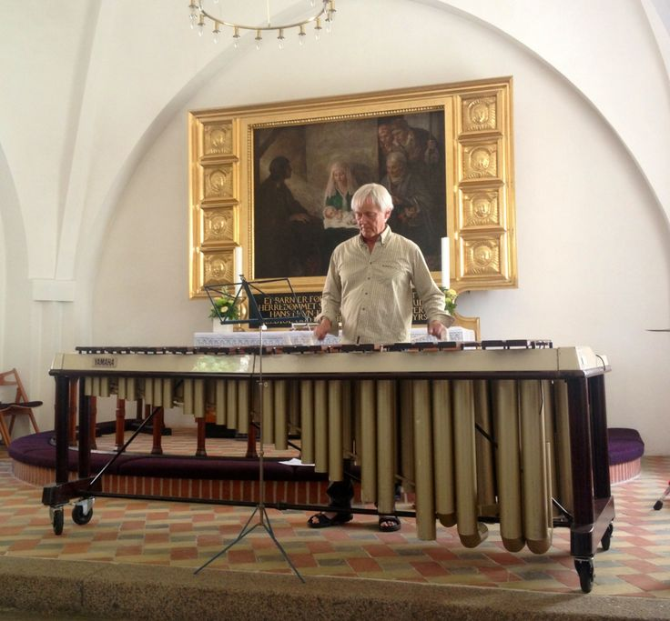 Marimba solo concert