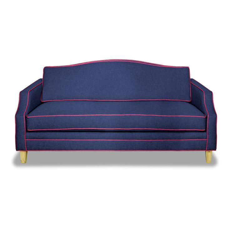 Blackburn Apartment Size Sofa CHOOSE YOUR COLOR COMBO