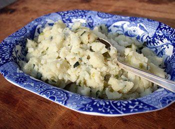 Champ Recipe: Champ is a traditional Irish mashed potato side dish.
