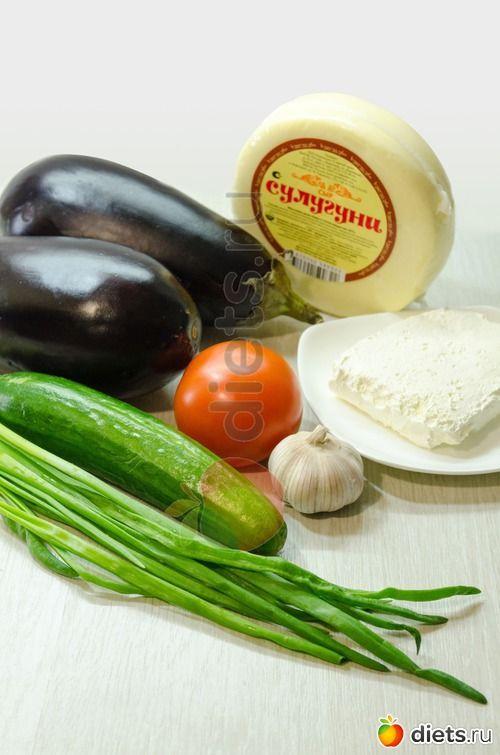 Легкие закуски. Вкусная коллекция: Здоровое питание - diets.ru