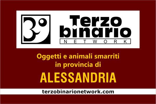Oggetti e animali smarriti in provincia di Alessandria
