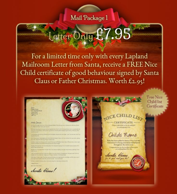 """I added """"Personalised Santa Letter Giveaway From Lapland Mailroom - Relentlessly Purple"""" to an #inlinkz linkup!http://relentlesslypurple.com/personalised-santa-letter-giveaway/"""