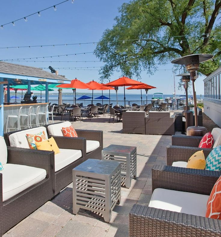 West Bay Beach Resort Traverse City, Outdoor Furniture Traverse City Michigan