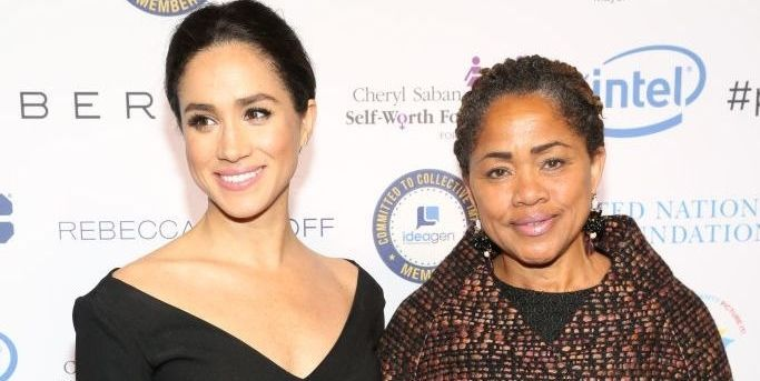 Meghan Markle wants her mother to walk her down the aisle - HarpersBAZAARUK