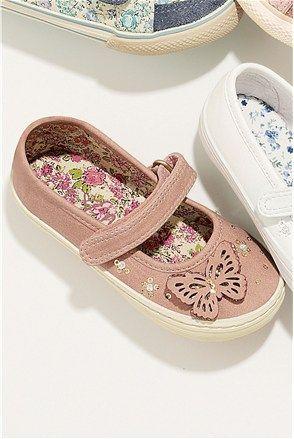Κοριτσίστικα Butterfly Παπούτσια (Για Μικρότερα Κοριτσίστικο) ροζ
