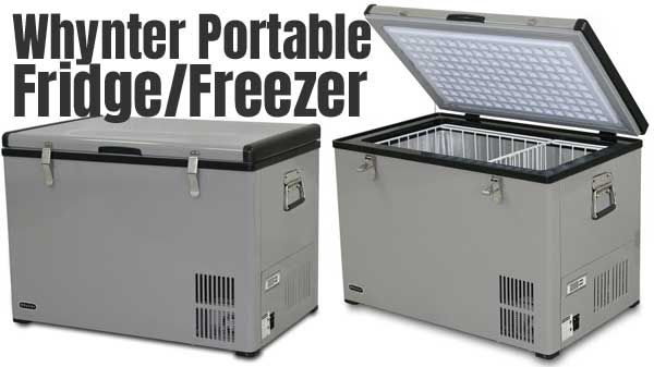 Whynter Portable Fridge Freezer Review Comparison In 2020 Portable Fridge Portable Refrigerator Fridge Freezers