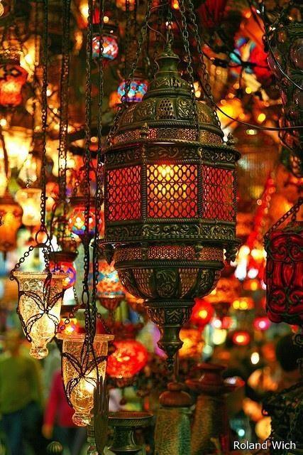 turkish lamps <3 wonderful souvenir from turkey