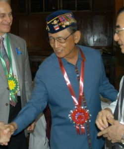 Fidel V. Ramos, 1951 – former President of the Philippines (1992–1998)