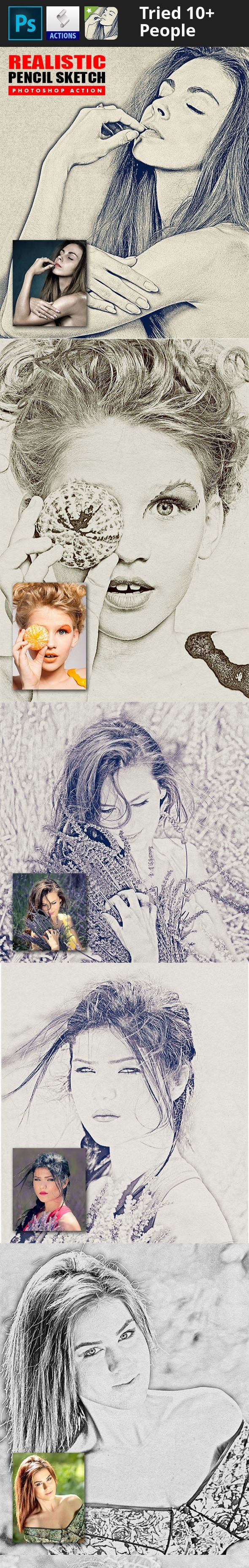 action, atn, attraction, auto, best, blur, clear, color, digital, electric, glow, gradient, graphicriver, hdr, image, paint, painting, photography, photoshop, picture, premium, professional, quality, Realistic Pencil Sketch, retouch, smart, tone, ultimate, update, vintage Realistic Pencil Sketch Photoshop Action : Create professional realistic pencil sketch images from your photos in the easiest possible way. Not only is it simple to it then becomes lots of fun playing around with all the…