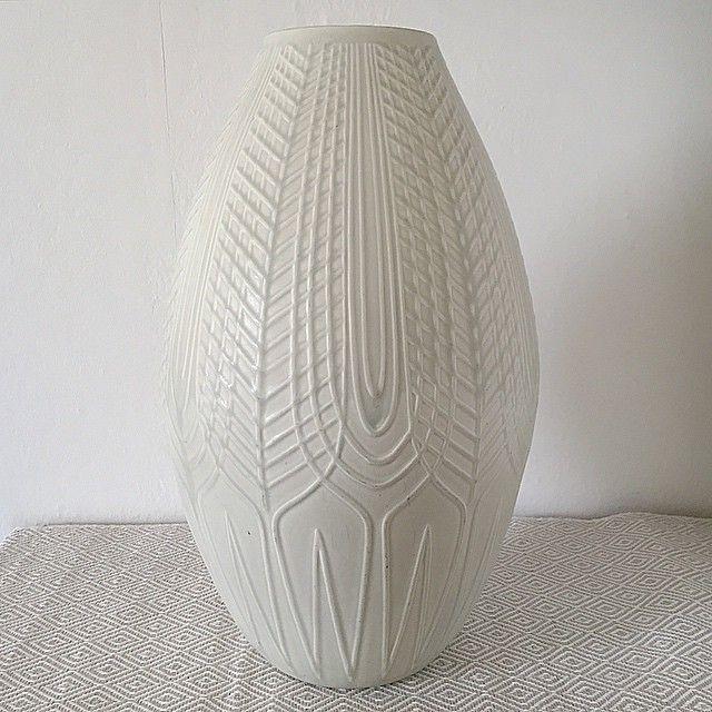 T9  Berit Ternell Vase 40 cm Gefle