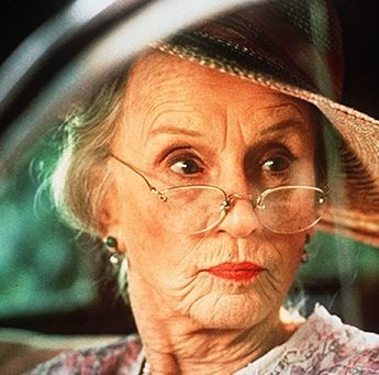 Jessica Tandy - Driving Miss Daisy