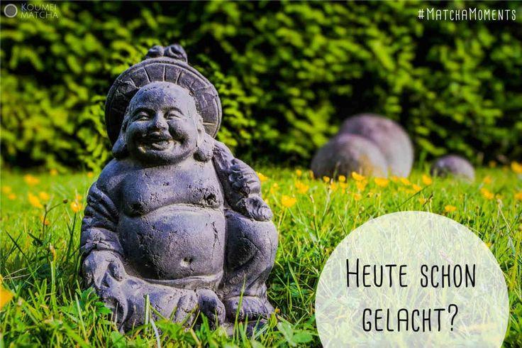 MatchaMoments von Koumei Matcha, gefunden im Matcha Blog: http://www.koumei-matcha.de/blog/  #MatchaMoments #lachen #lächeln #Freude #smile