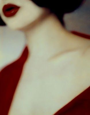 The perfect red lipstick.