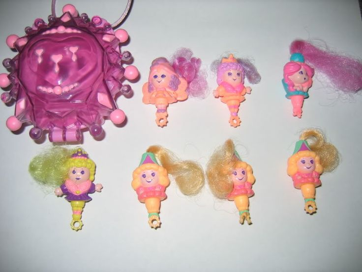 Bubblins--very early '90s toy.