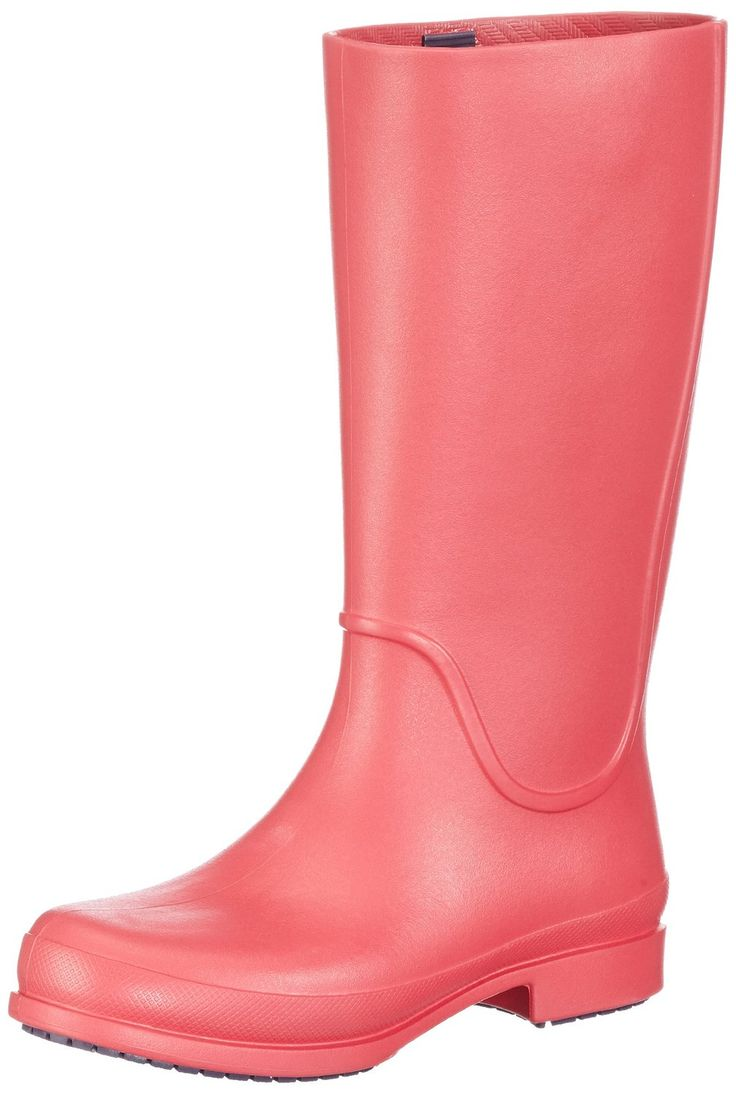 Crocs Women's Wellie Rain Boot ** Check out this great product.