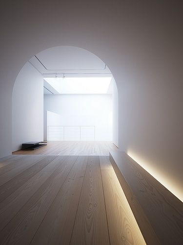 John Pawson / Design museum exhibition