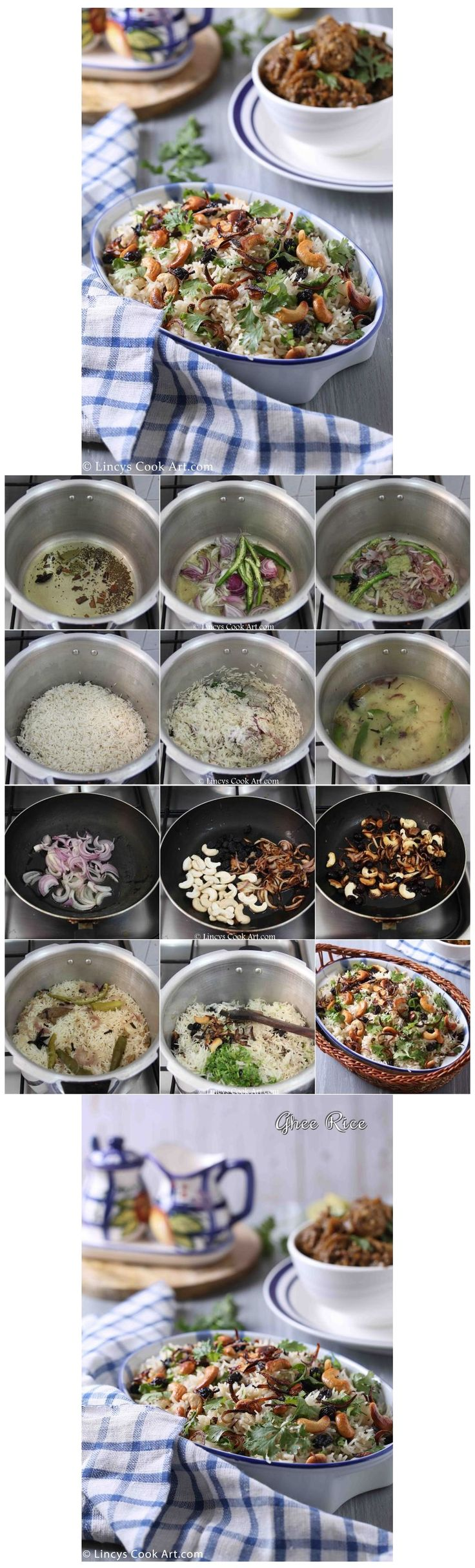 Ghee Rice| Nei Choru| Ney Choru