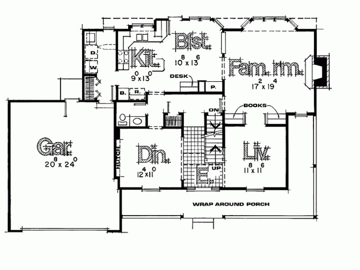 Nice main floor plan with built in bookshelves house for Floor 5 swordburst 2