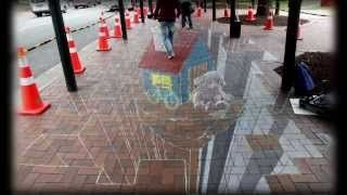 Leon Keer   Dunedin   Street Art