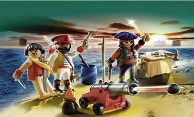 Playmobil Πειρατικό Πλήρωμα (5136) 11,99