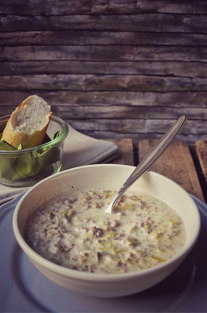Die besten 25+ Hack lauch suppe Ideen auf Pinterest Käse lauch - käse lauch suppe chefkoch