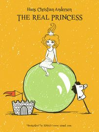 The Real Princess | http://paperloveanddreams.com/book/434227055/the-real-princess | The Real Princess is a literary fairy tale by Hans Christian Andersen about a young woman whose royal identity is established by a test of her physical sensitivity.The story tells of a prince who wants to marry a princess, but is having difficulty finding a suitable wife. Something is always wrong with those he meets, and he cannot be certain they are real princesses. One stormy night, a young woman…
