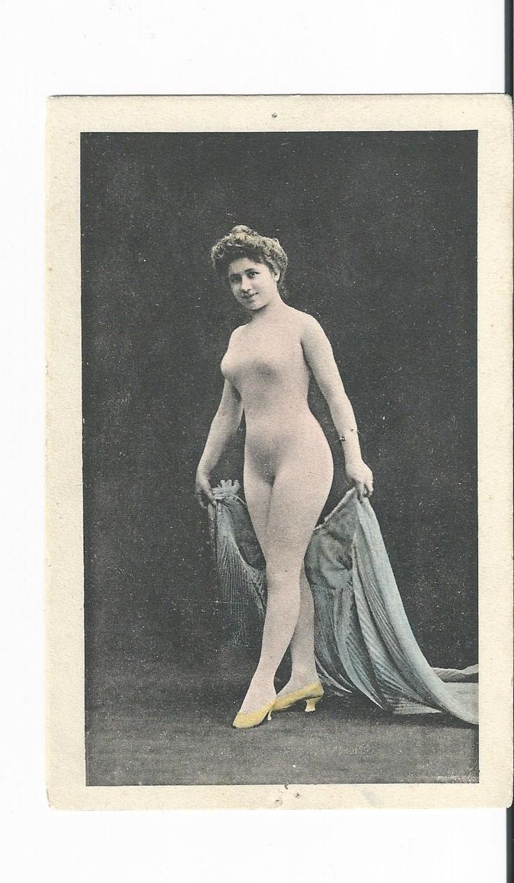 Beautiful Victorian Era Risque Postcards of Actress in Body Stocking by COLLECTORSCENTER on Etsy