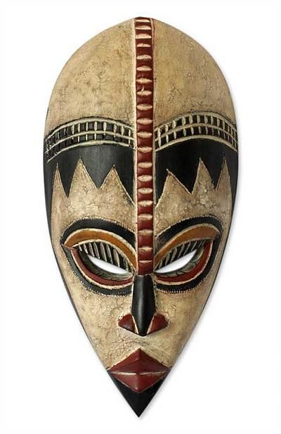 Nigerian Wood Wall Mask Protect My Baby In 2019
