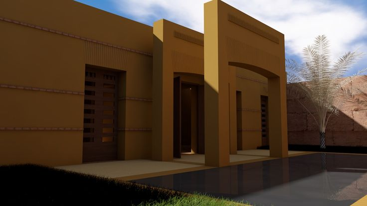 Small villa Marrakech Project II