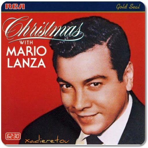 Mario Lanza - Christmas with Mario Lanza ~ x-αδιαιρετου