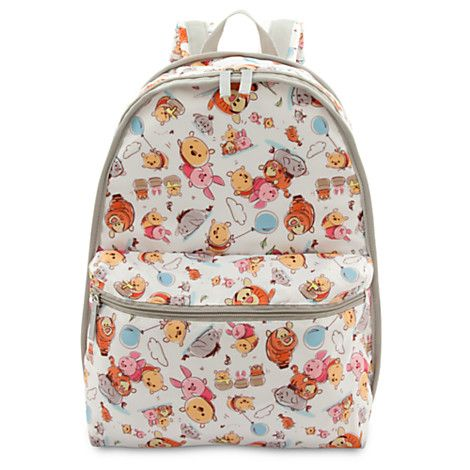 Pooh and Friends ''Tsum Tsum'' Backpack | Disney Store
