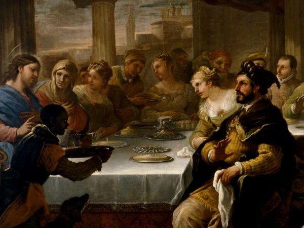 Nozze di Cana di Luca Giordano - Descrizione dell'opera e mostre in corso - Arte.it