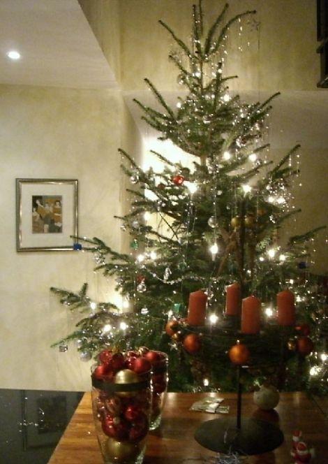 Frohe Weihnachten und gelungene Festtage - was immer man sich darunter vorzustellen hat