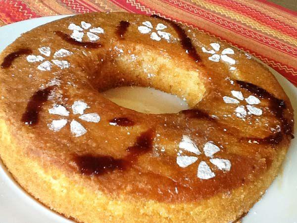 Bizcocho de miel » Divina CocinaRecetas fáciles, cocina andaluza y del mundo. » Divina Cocina
