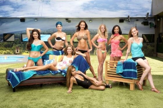 Big Brother Pictures: Big Brother 16 Backyard Pictures Released - 2