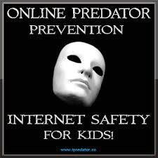 Internet predator definition
