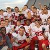 Texas high school football championship score projections