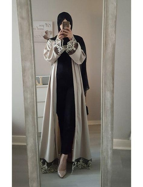 Abaya kimono AYA nude